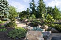 Chicago Botanic Dwarf Conifer Garden (